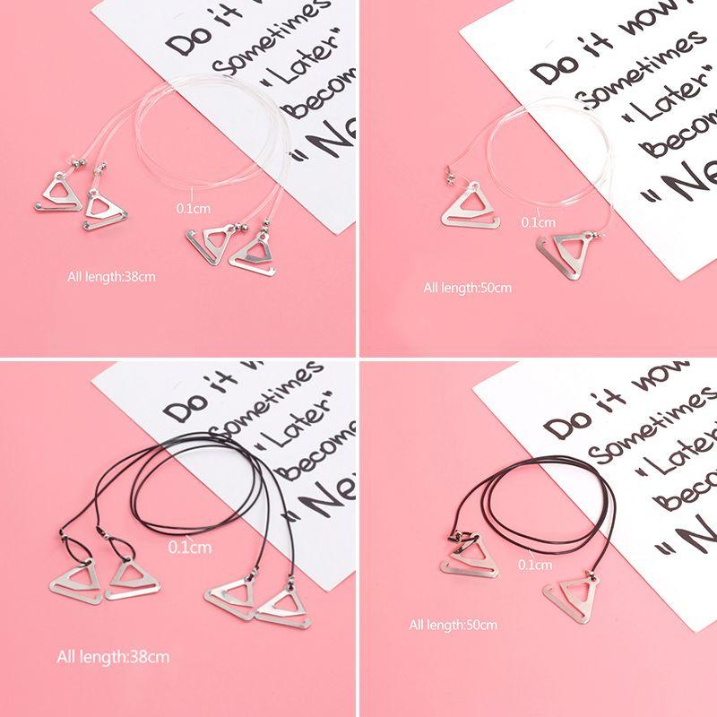 Hanging Neck Bra Straps Adjustable Shoulder Belt Elastic Bra Straps Replacement Underwear Accessories for Women 2 Pcs