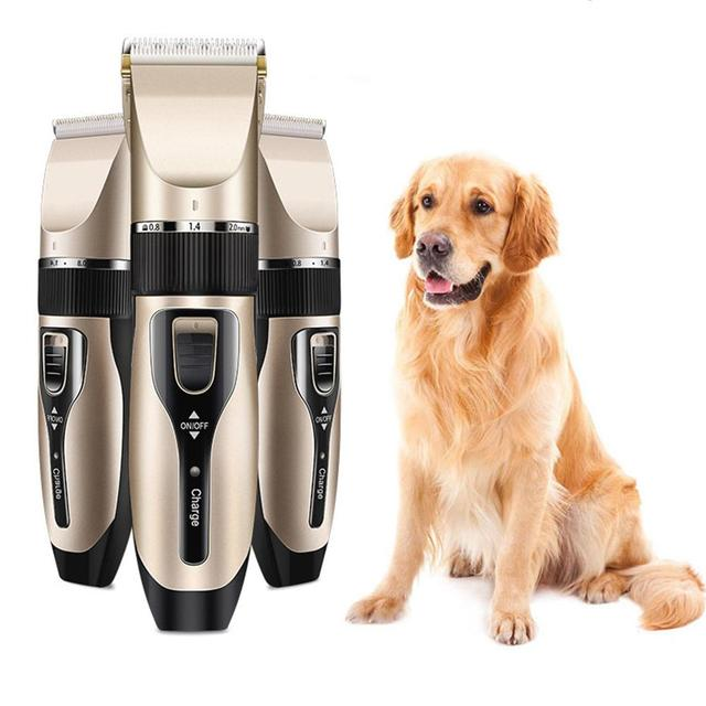 USB Dog Hair Trimmer 2