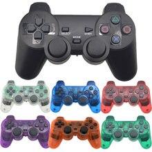 Mando inalámbrico JoyPad para consola de juegos PS2 Bluetooth Mando Jogos Manette control Joystick Gamepad para Sony Playstation 2