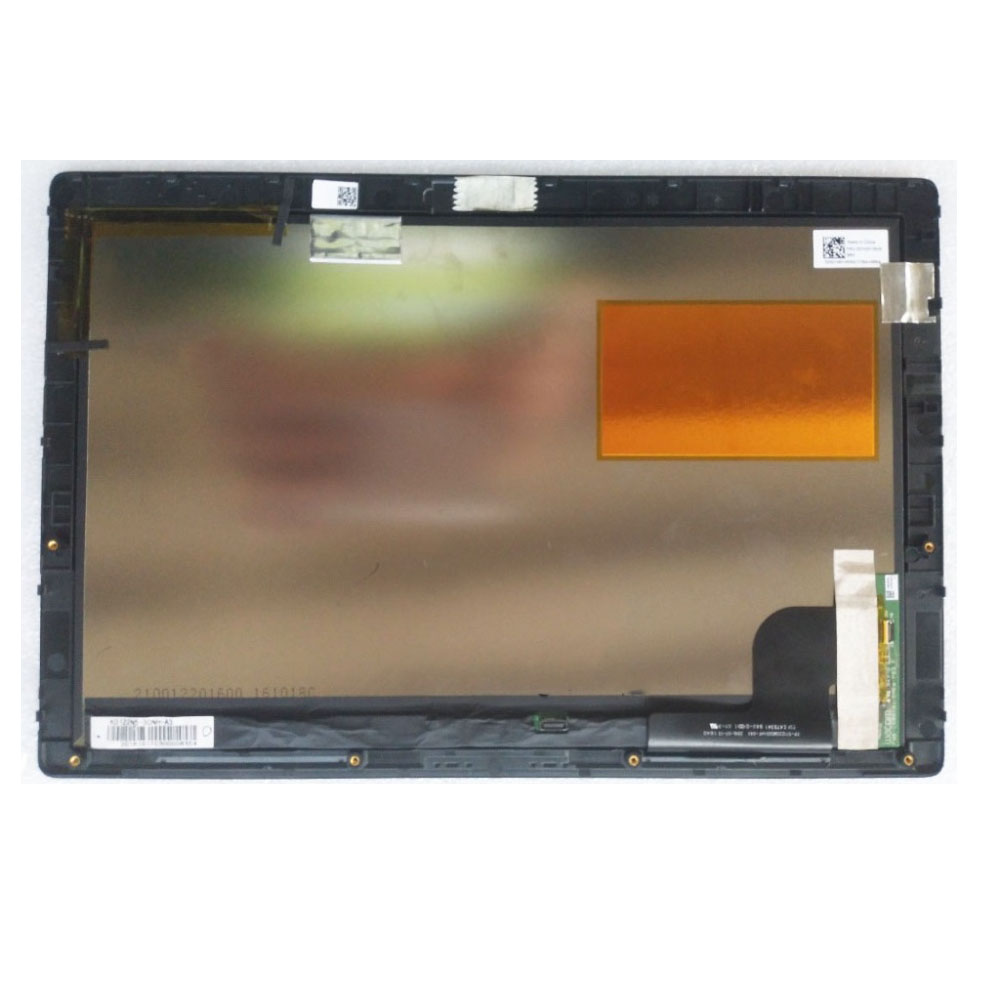 5d10m13938 Fru For Lenovo MIIX 510 LCD LED Display Touch Screen Digitizer Assembly With Frame Bezel Replacement Glass