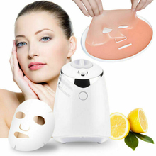 DIY Face Mask Machine Automatic Fruit Vegetable Collagen Face Mask Skin Care Tool Natural and Organic Masks Beauty Facial SPA стоимость