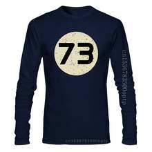 73 Logo - Mens T-Shirt - Sheldon - TV 1973 - 10 Colours - S-XXL - Free UK PP Cool Casual pride t shirt men Unisex New Fashion