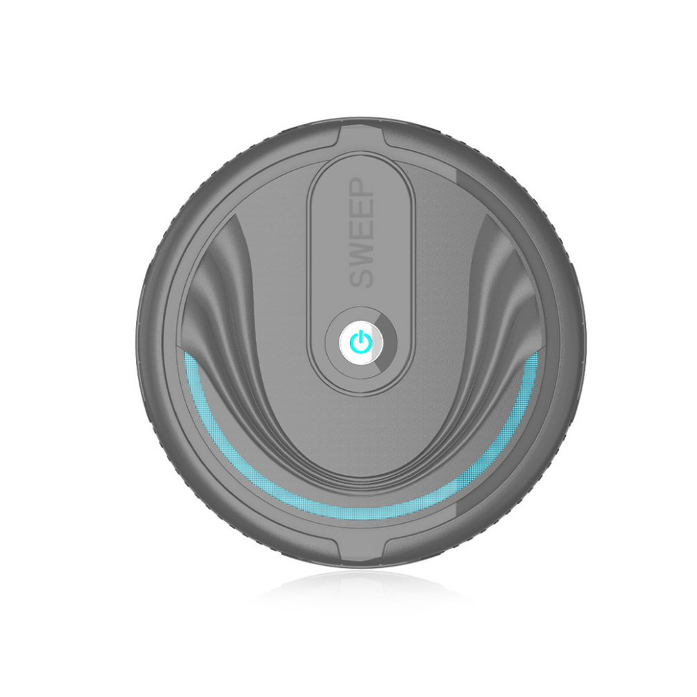 Smart-Floor-Cleaner for Home Robot Dust-Hair Dirt USB Rechargeable