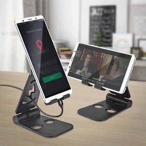 Adjustable Desk Mobile Phone Holder Stand Table Phone Foldable Extend Support For iPhone iPad Xiaomi Portable Desktop Stand