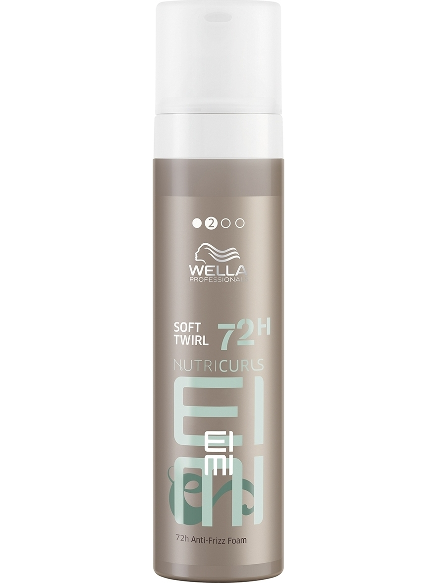 Wella Professionals Eimi mousse for simulation curly hair soft twirl 200 ml image