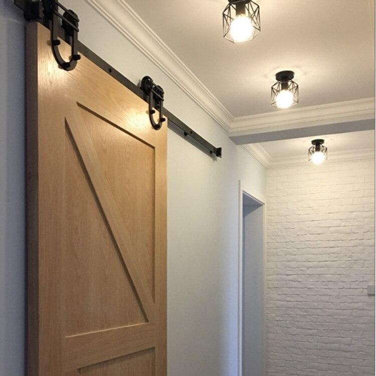 Nordic Balcony Ceiling Corridor Lights Aisle Lights Modern Minimalist Cloak Room Foyer Entrance Lights