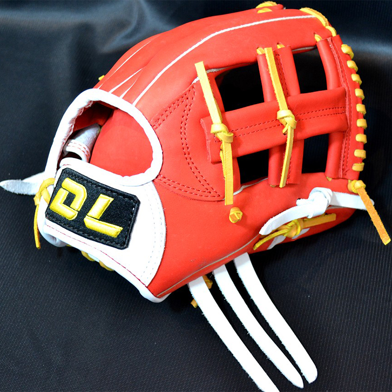All Cowhide Full Finger Fill Hard Baseball Glove Inside Outdoor Male Professional Left Hand Training Match Softball Practice 12