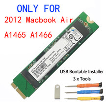 Nouveau 128GB 256GB 512GB 1 to SSD pour 2012 Macbook Air A1465 A1466 Md231 Md232 Md223 Md224 disque SSD MAC SSD(China)