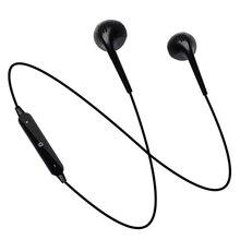S6 спортивные шейные беспроводные наушники Bluetooth наушники для телефона с микрофоном наушники для Iphone Xiaomi huawei