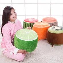 1 предмет моделирование фрукты в форме двойного стул переносной