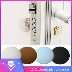Bumpers Buffer-Guard Door-Stoppers Wall-Protectors Crash-Pad Mute Thickening Silicone