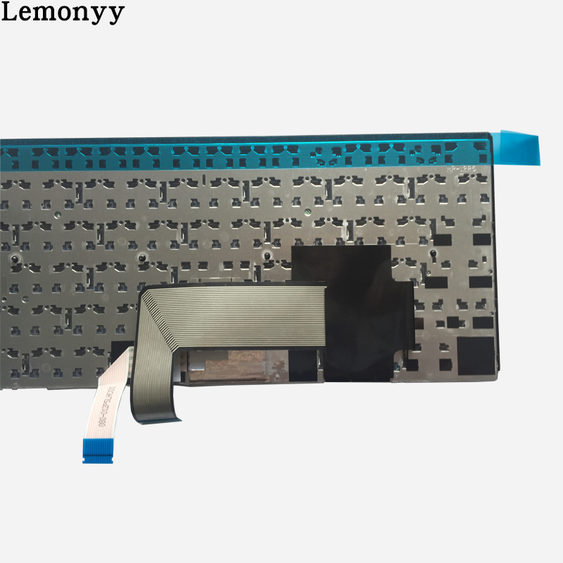 Image 5 - New US keyboard for lenovo IBM Thinkpad E540 E545 E531 T540 T540P W540 W541 W550sseries US laptop Keyboard 04Y2426-in Replacement Keyboards from Computer & Office on