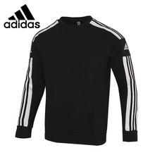 Oryginalny nowy nabytek Adidas SQ21 SW TOP męskie swetry koszulki odzież sportowa tanie tanio TH (pochodzenie) Pasuje prawda na wymiar weź swój normalny rozmiar Oddychające