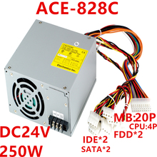 New PSU For IEI ATX DC24V 250W Power Supply ACE-828C ACE-828C-RS ACE-828CRS