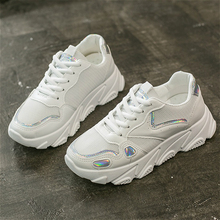 Platform Sneakers Spring Women Vulcanized Shoes