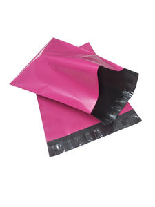 Gift Bags Envelopes Mailer Post Mailing-Package Courier-Storage Self-Adhesive Pink 100pcs