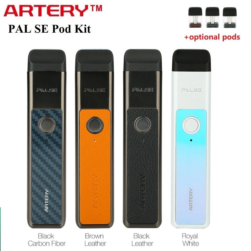 Hot Sale Original Artery Pal SE Pod Kit 700mAh Battery & 2ml Pod System E-Cig Vape kit Vs Renova Zero/ Akso Kit/ Vinci X Mod Kit