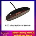 12V Display A LED di Assistenza Al Parcheggio Auto Sensori di Retromarcia di Backup Radar Alert Sistema di Indicatori di il Prezzo Più Basso