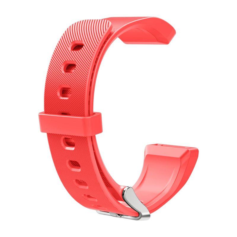 De Fitness Atividade Rastreador Pedômetro Heart Rate Monitor Sports Watch Band