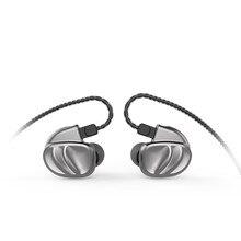 Bqeyz kc2 2dd + 2ba alta fidelidade baixo fone de ouvido esporte in ear fone de ouvido driver dinâmico cancelamento de ruído fone de ouvido substituição cabo bq3 t2 f3