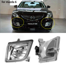 fog lamp for mazda 6 atenza 2008 20009 2010 2011 2012 GV7D-51-680 GV7D-51-690 1pc left right side(China)