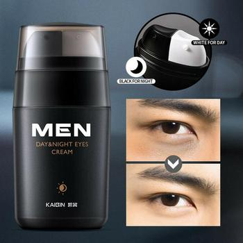 1PC Men Moisturizing Firming Anti Wrinkle Eye Cream Bags Serum Dark Circles Remover Fine Line Eye Cream