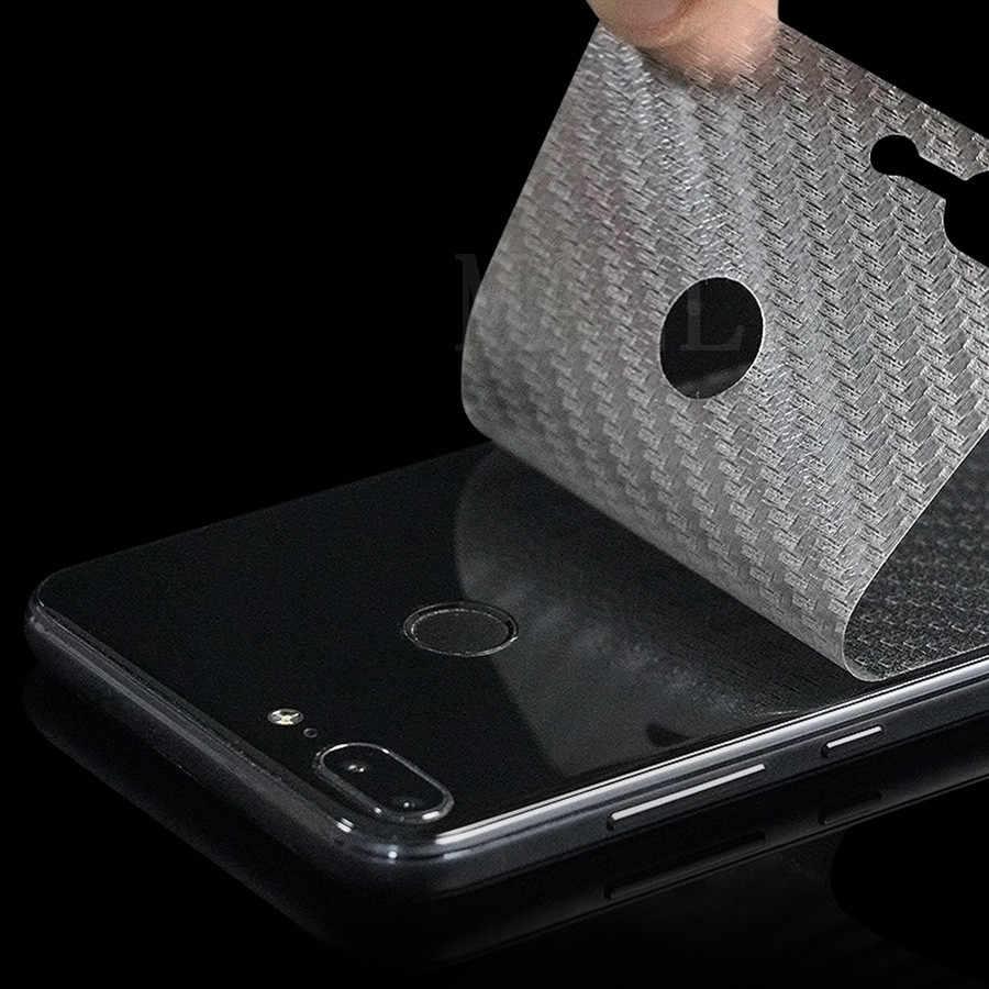 5 Cái/lốc 3D Sợi Carbon Bảo Vệ Màn Hình Trong Cho Samsung Galaxy S20 Cực A10e A20e M40 M30s 5G Nắp Lưng bảo Vệ Bảo Vệ Bộ Phim