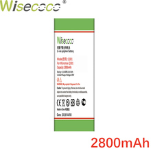 WISECOCO 2800mAh Q 301 Battery For Micromax Q301 Mobile