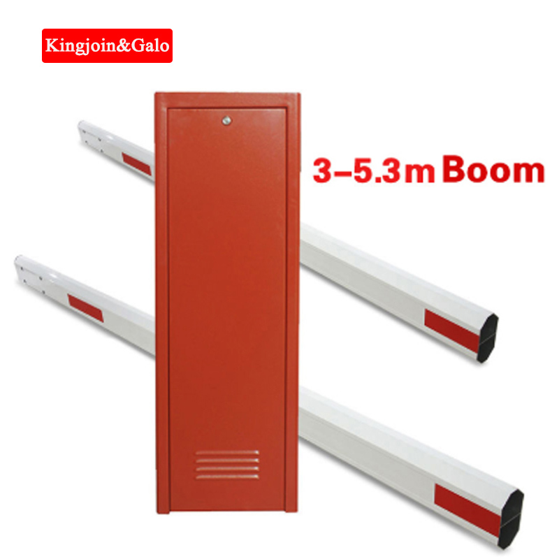 KJ & Galo Straight Fence/foldable Fence Automatic Fence Gate Fence Arm1m-5m Optional Intelligent Protection Vehicle Obstacles