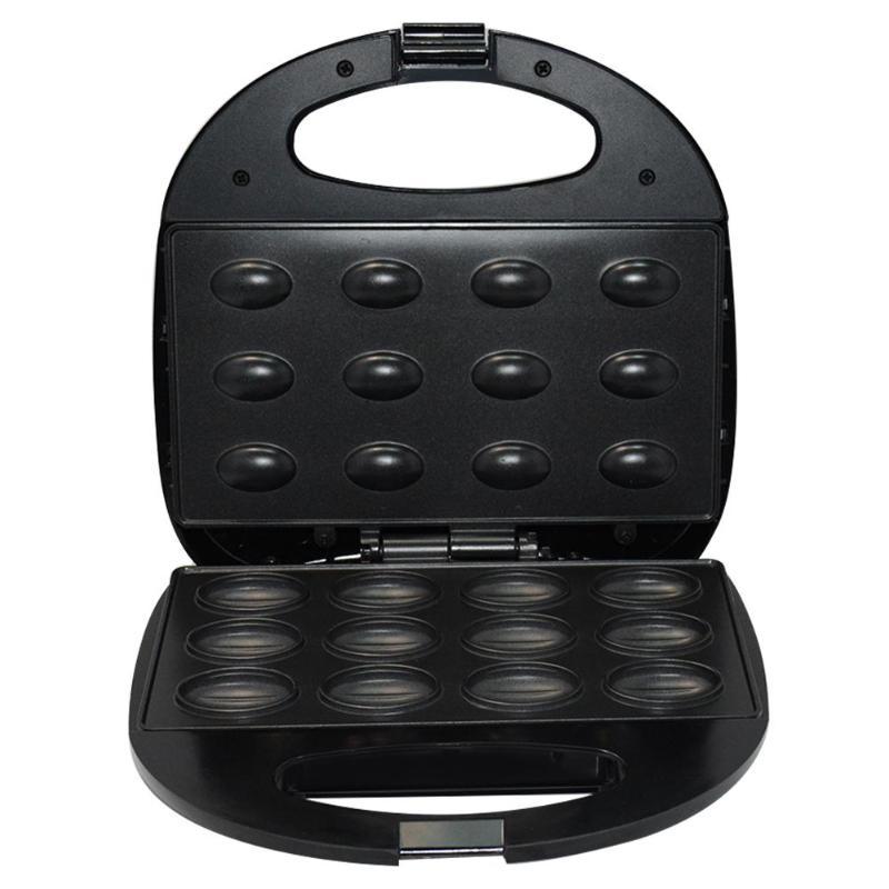 Diligent Household Electric Walnut Cake Maker Sandwich Breakfast Machine Sandwich Iron Toaster Baking Breakfast Pan Oven Uk Plug