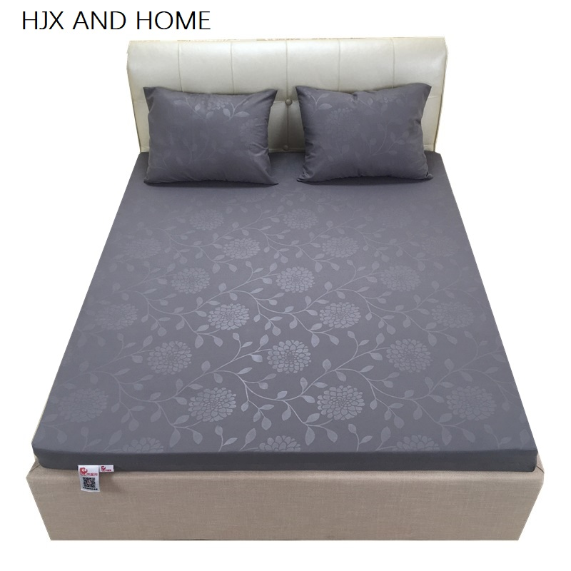 HJX 100% Memory Sponge Comfortable Slow Rebound Gives You The Best Sleep Mattress  Single Queen Size Mat