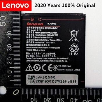 цена на 100% Original Tested 2750mAh BL259 For Lenovo Lemon 3 3S K32C30 K32c36 Vibe K5 / K5 Plus / A6020a40 A6020 a40 A 6020a40 Battery