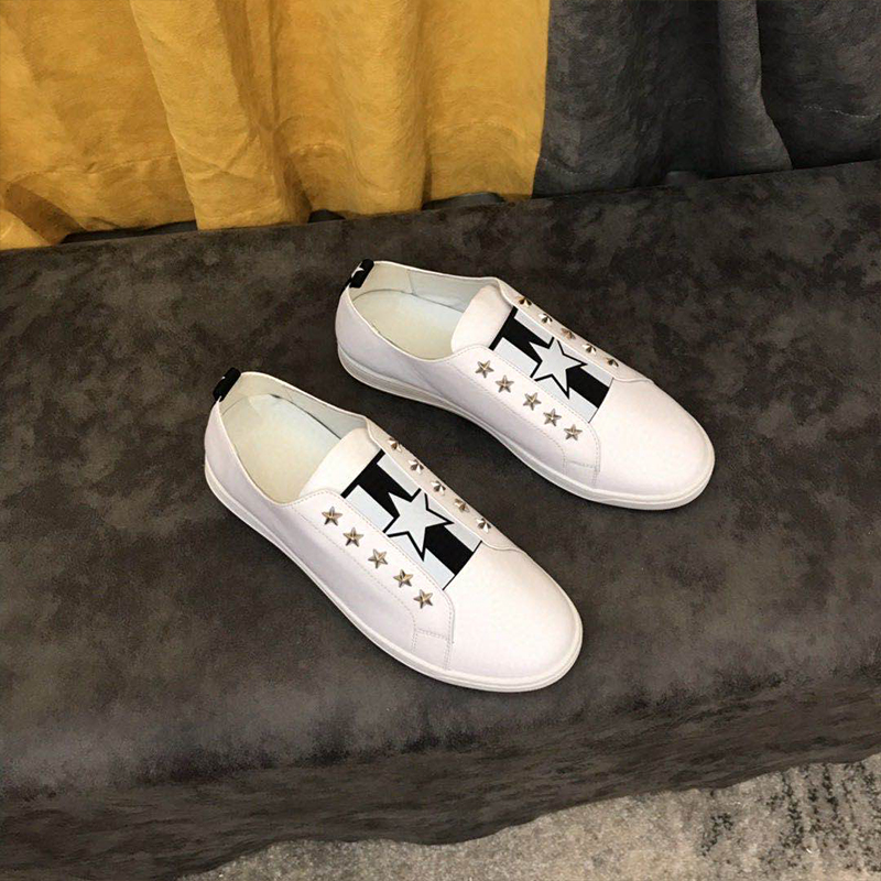 Italy Gujia High End Casual Men's Shoes Inner Suede Upper High Quality Cow Leather Counter Synchronous Star Perfect Workmanship