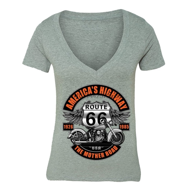 Route 66 Mother Road Shirt 1