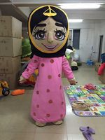 New Arrival customized Indian queen Mascot Costume Adult Halloween Birthday party cartoon Apparel Cosplay Costumes