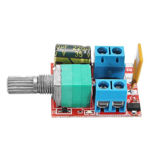 Promoção! Mini controlador de velocidade para motor