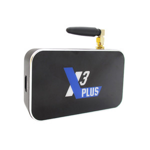 Image 2 - Ugoos X3 PLUS Amlogic S905X3 TV Box Android 9.0 4GB DDR4 64GB ROM 2.4G 5G WiFi 1000M Bluetooth 4K HD X3 CUBE X3 PRO Media Player