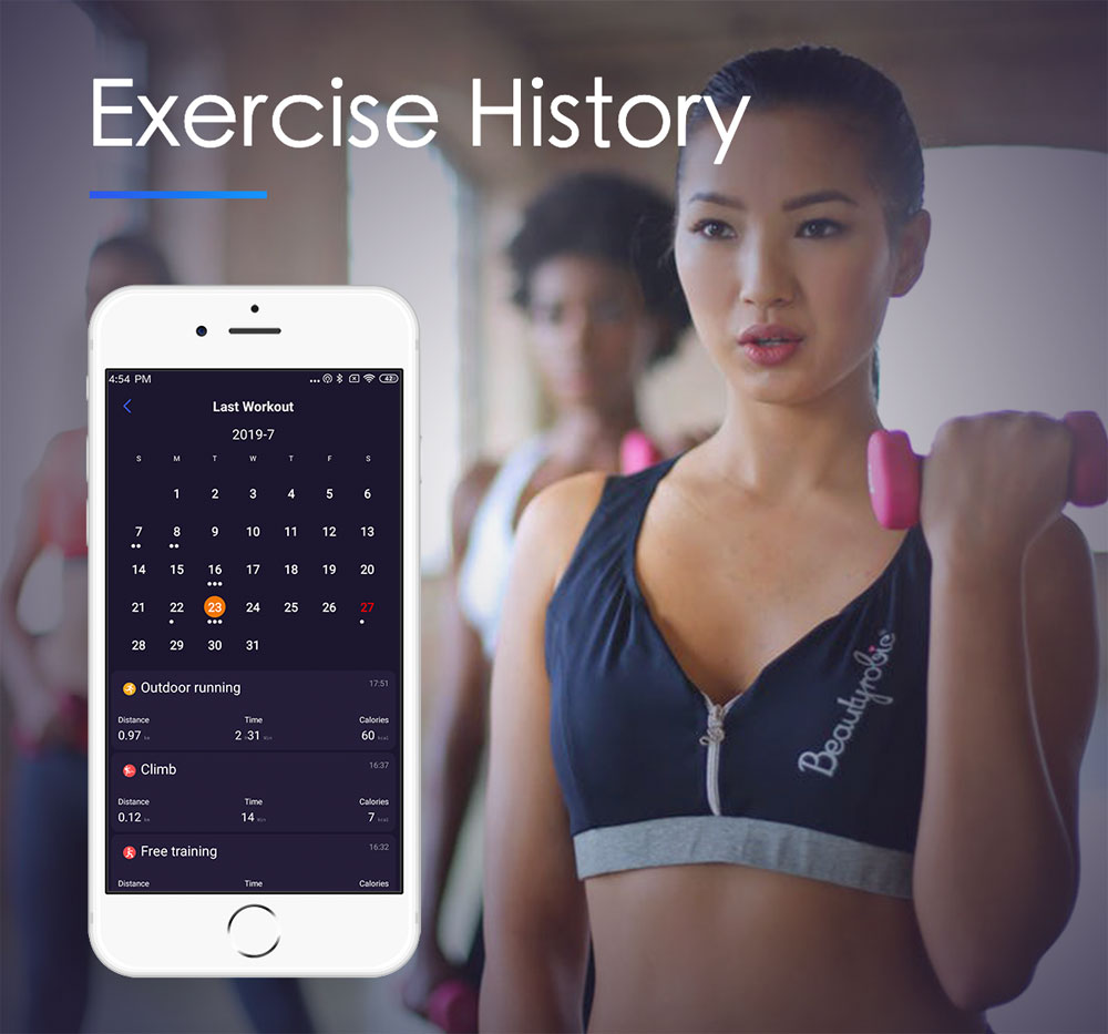 Hd88602a14ab047ea83e03d6df7665602n Fitness Bracelet Blood Pressure Measurement Waterproof Smart Band Bracelet Watch Fitness Tracker Heart Rate Activity Tracker