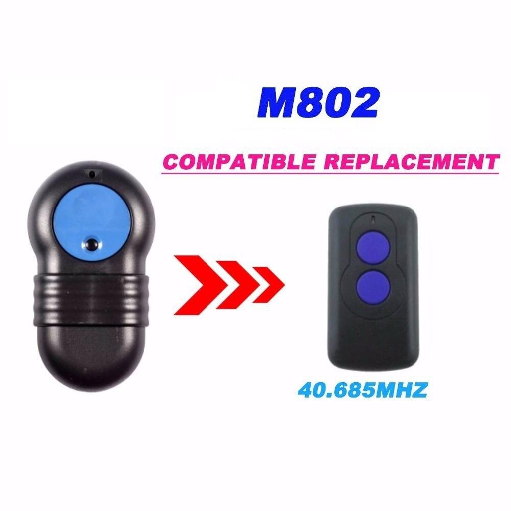 Para m802 compatível azul prolift 230 t/430r da porta da garagem de controle remoto|Controle remoto p/ portão| |  - title=
