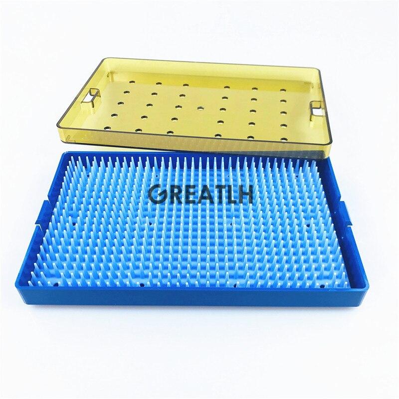 Image 3 - Silicone caso di disinfezione Sterilizzare scatola vassoio di  sterilizzazione sterilising tappetino in silicone per strumento  chirurgico tenere-in Kit da toilette da Bellezza e salute su