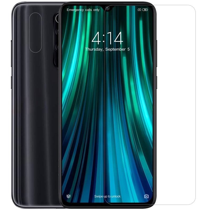 Xiaomi redmi not üçün 8 pro şüşə Qeyd 9 Pro Nillkin Amazing H - Cib telefonu aksesuarları və hissələri - Fotoqrafiya 2