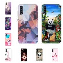 For Samsung Galaxy A10 A40 Case Soft Silicone For Samsung Galaxy A20 A30 Cover Flamingo Patterned For Samsung Galaxy A50 A70 Bag for samsung galaxy a10 a40 case soft silicone for samsung galaxy a20 a30 cover cartoon pattern for samsung galaxy a50 a70 shell