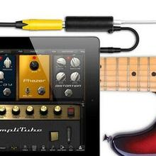 Guitar Effects Apple Audio Interface for iPhone/ipad Line Converter