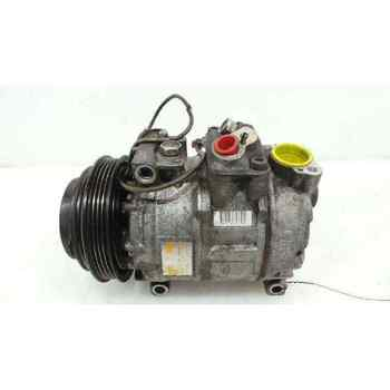6Q0820803D AIR CONDITIONING COMPRESSOR Audi A6 SALOON (4B2)