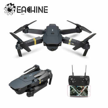 Eachine E58 WIFI FPV avec caméra grand Angle HD Mode de maintien élevé bras pliable RC quadrirotor RTF Drone VS VISUO XS809HW