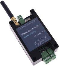Gsm portão abridor g202 controle remoto único interruptor do relé para deslizante swing portão da garagem abridor (substituir rtu5024)