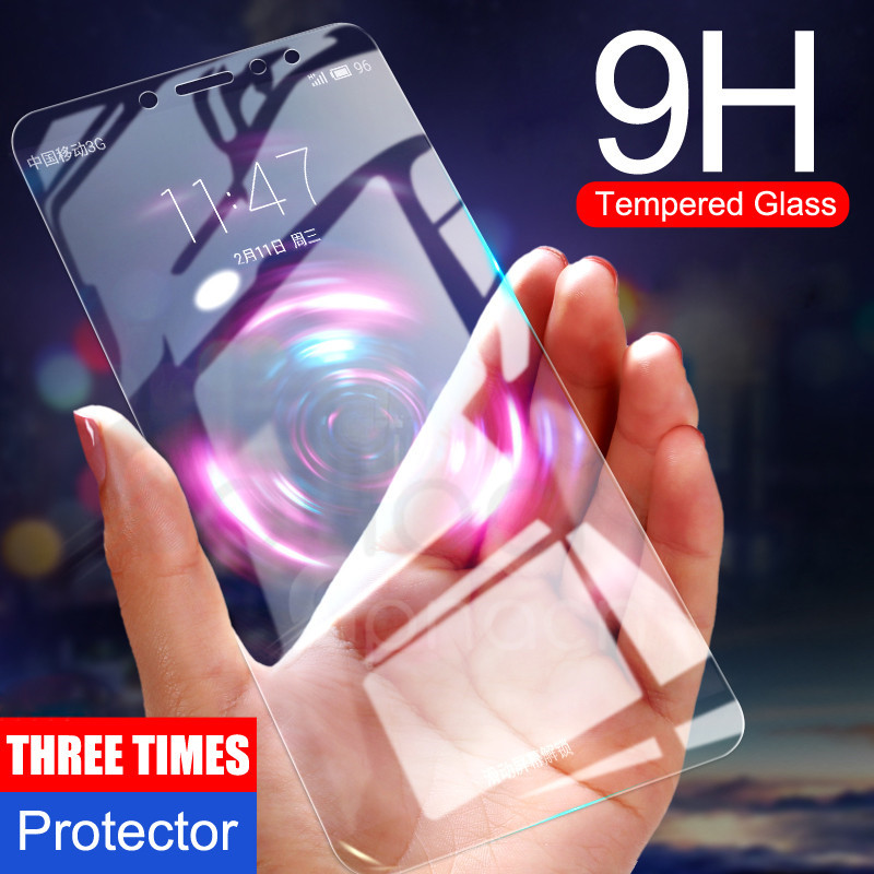 9H Protective Glass For Xiaomi Redmi 5 Plus 5A S2 4X 4A 4 K20 Pro Redmi Note 4 4X 5 5A Pro Tempered Screen Protector Glass Film