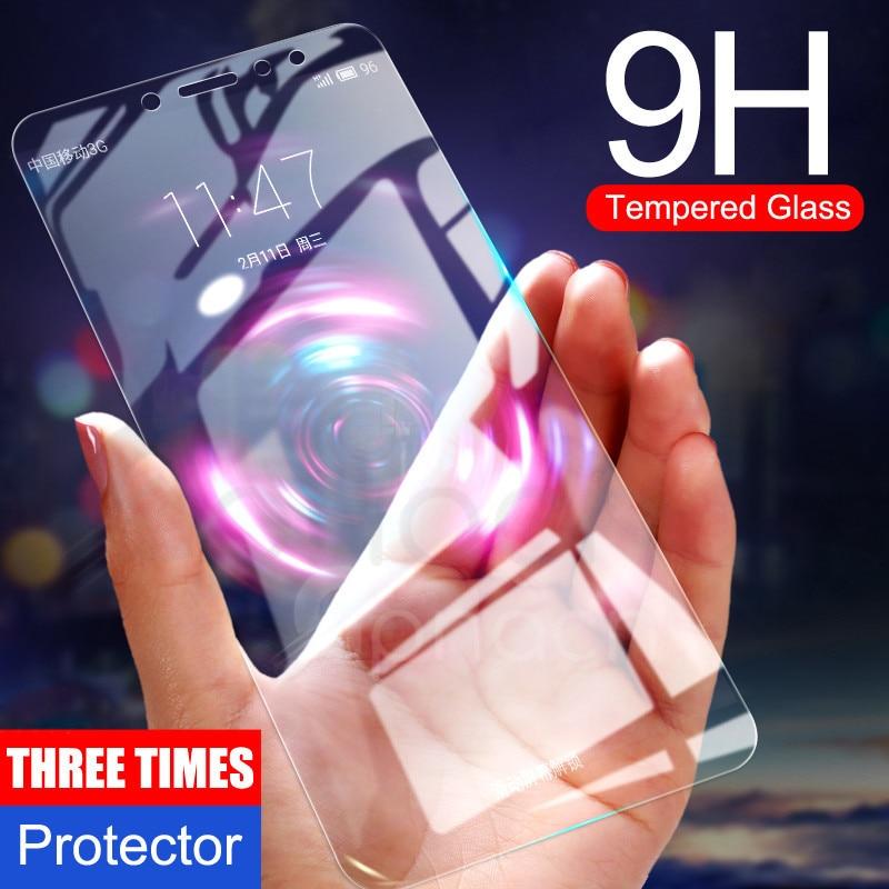 9H Protective Glass For Xiaomi Redmi 5 Plus 5A S2 4X 4A 4 K20 Pro Redmi Note 4 4X 5 5A Pro Tempered Screen Protector Glass Film
