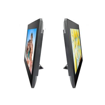 Простой сенсорный планшет 13,3 дюймов Smart Android Pos рекламный киоск