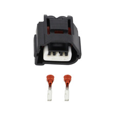 10 pcs 2Pin DJ7025E-2.2-21 Auto Fog Lamp Plug connector,Car waterproof electrical connector for SGMW,Chevrolet,SPARK ect.